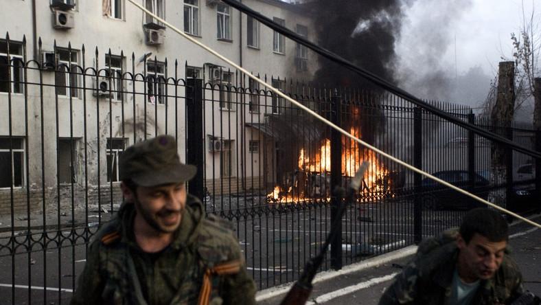 Ukraina prosi Unię Europejską o pomoc wojskową