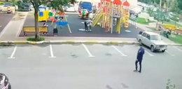 Przerażające sceny na placu zabaw. Zadźgał Natalię na oczach jej 5-letniej córeczki