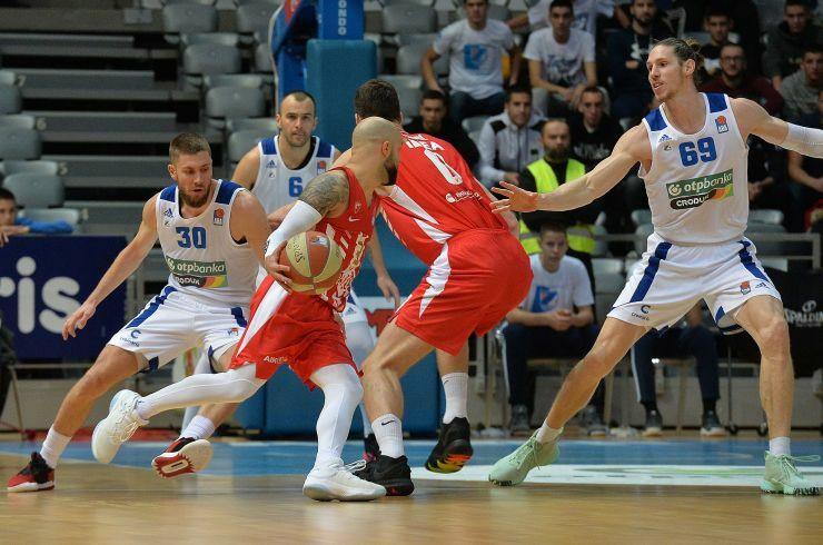 KK Zadar, KK Crvena zvezda