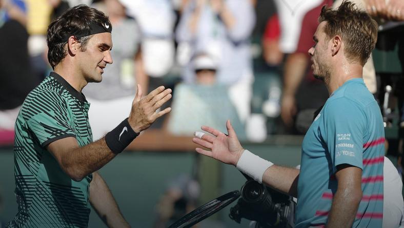 Federer: To był kolejny tydzień jak z bajki
