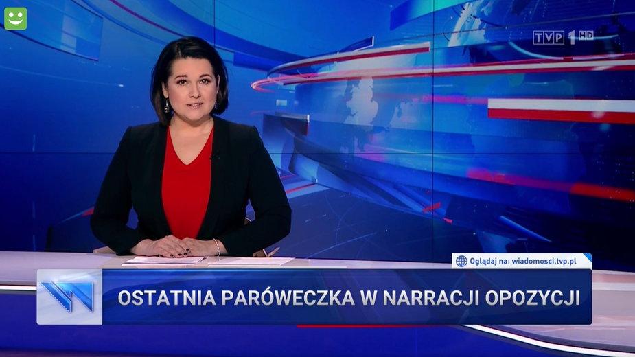 """""""Wiadomości"""", 21.03.2021"""