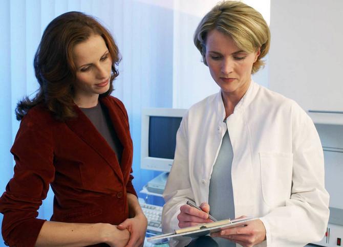 Popričajte sa ginekologom o svojim dilemama