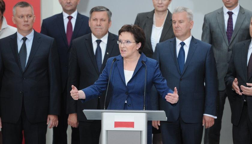 Kaczyński: Kopacz to kpina ze społeczeństwa