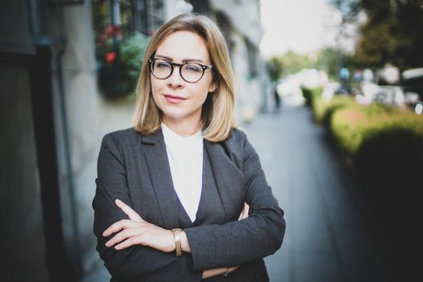 Dr Katarzyna Gajowniczek-Pruszyńska, wicedziekan Okręgowej Rady Adwokackiej w Warszawie