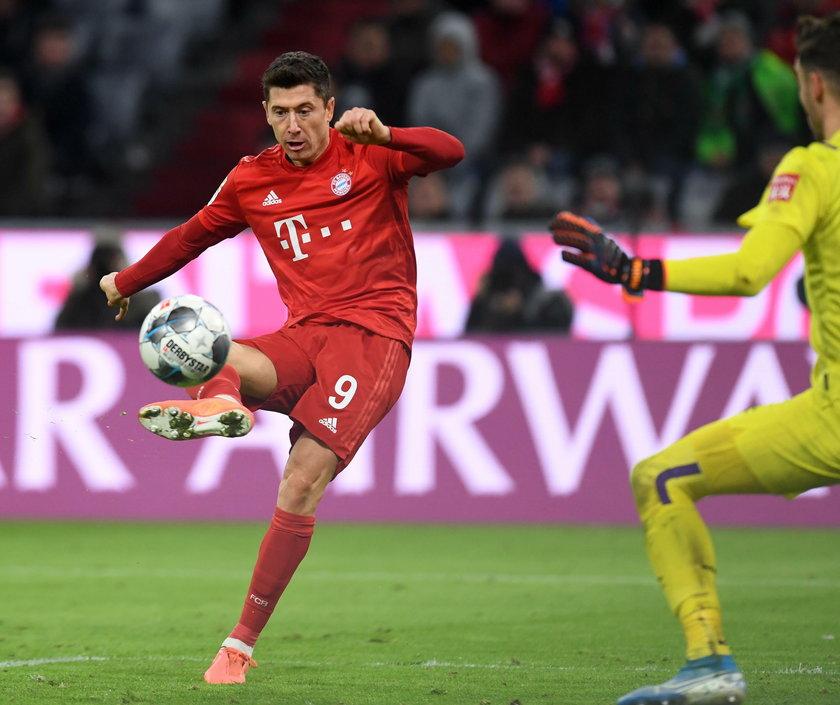 Lewandowski siódmy w plebiscycie na piłkarza roku