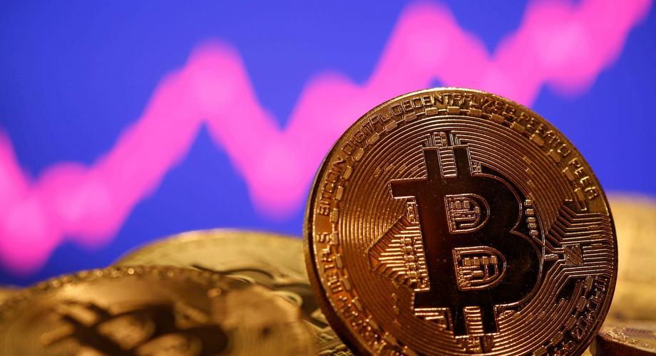 The Bitcoin Momentum in 2021 (courtesy)