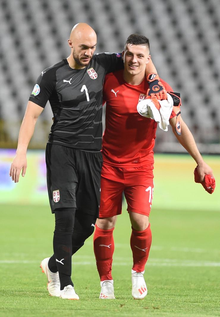 Luka Jović i Marko Dmitrović
