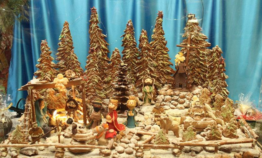 To najbardziej wyjątkowa szopka bożonarodzeniowa w Polsce.