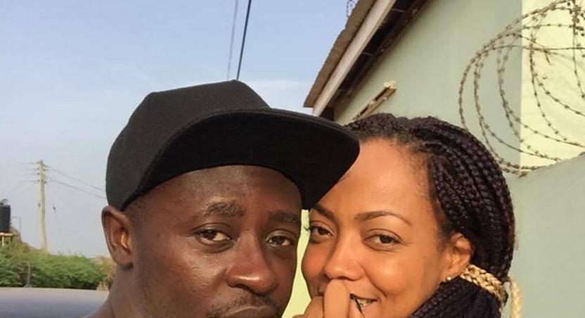 Jasmine Baroudi and William Ofori-Atta