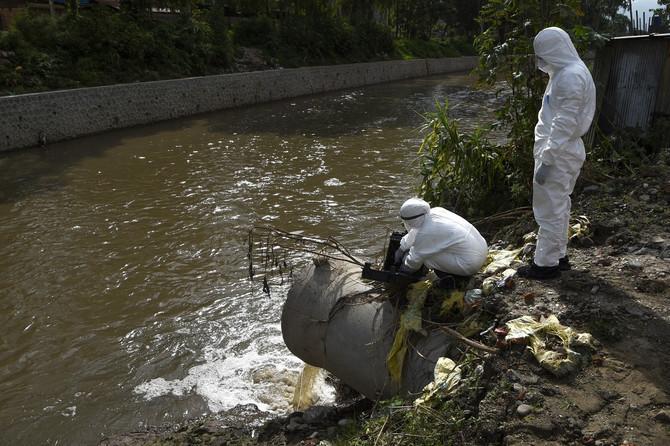 Novi soj korona virusa u kanalizaciji u Beču (ilustracija)