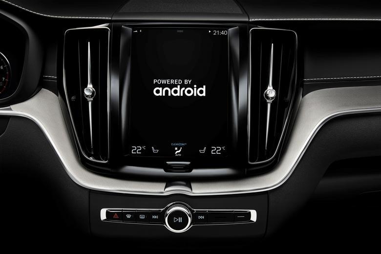 Android wraca do Volvo. Oby z możliwością aktualizacji