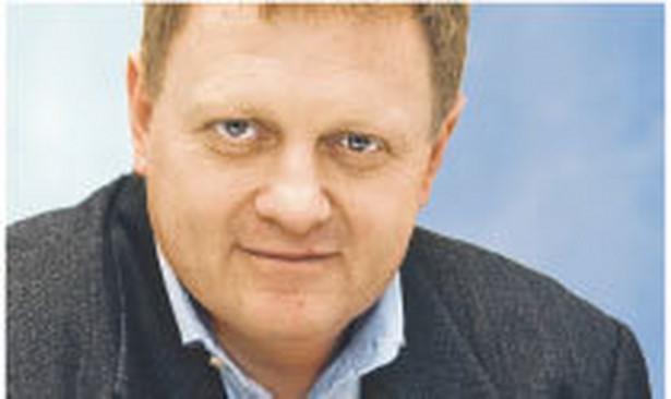 Tomasz Wróblewski, redaktor naczelny Dziennka Gazety Prawnej