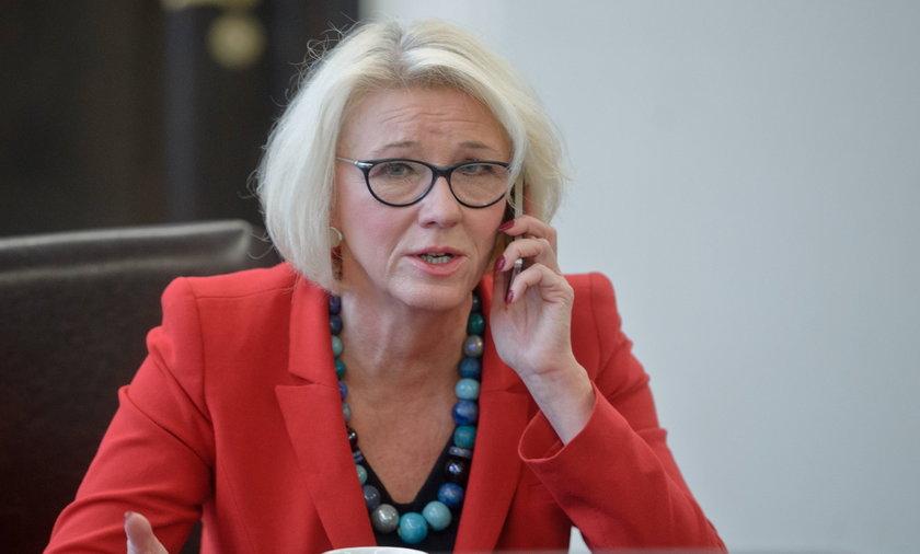 Marzena Machałek, posłanka PiS