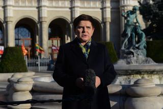 Beata Szydło o współpracy z Chinami: Natrafiliśmy na utrudnienia
