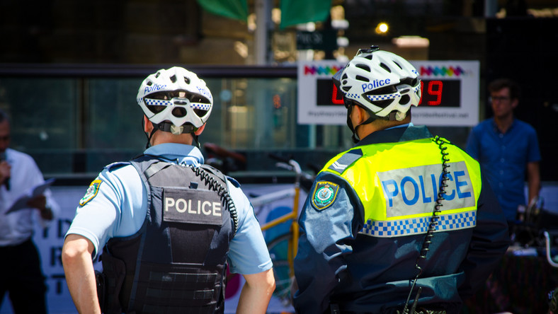 Policja w Sydney