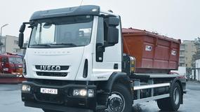Iveco Eurocargo CNG: przyjazna alternatywa