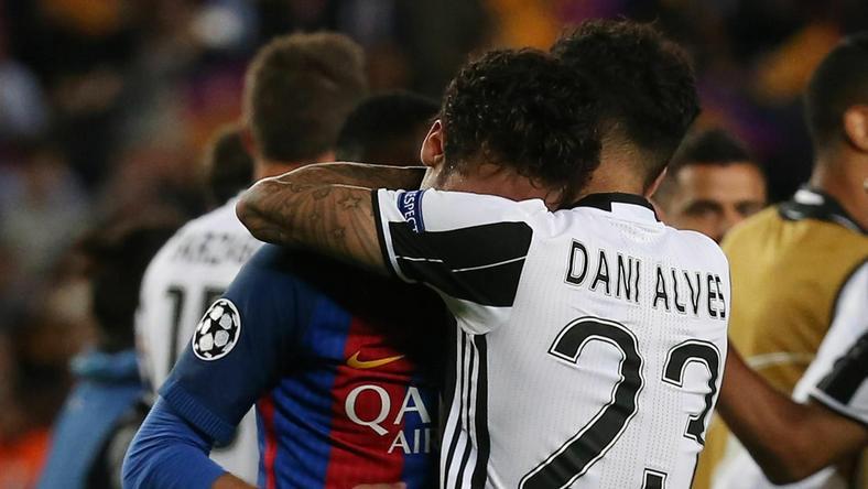 Dani Alves: Pokonanie Barcelony boli