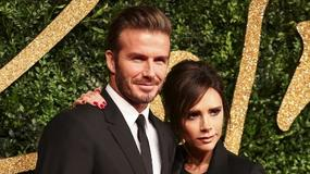 Zimowe szaleństwo Beckhamów