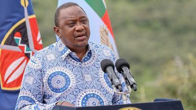 Uhuru extends dusk-to-dawn curfew