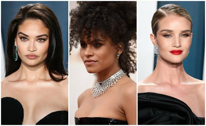 Sve ove dame nosile su crnu haljinu!