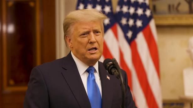 Prezydent Donald J. Trump