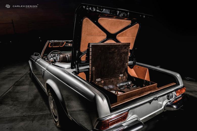Mercedes 230 SL Pagoda Carlex Design