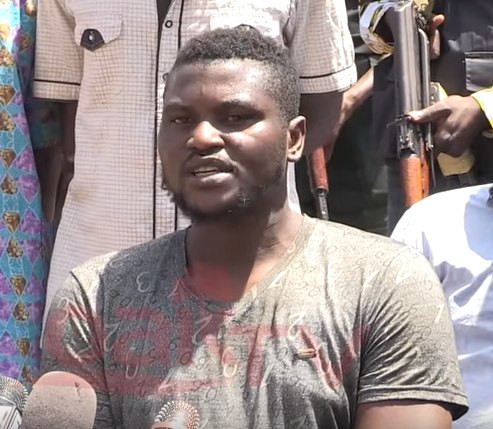 Ibikunle Ogunleye, aka, Arrow, has confessed his involvement in the Offa robbery operation
