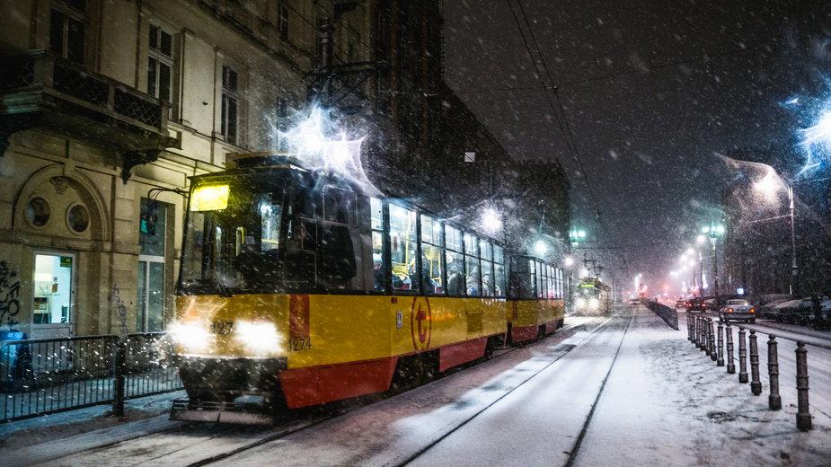 Warszawski tramwaj