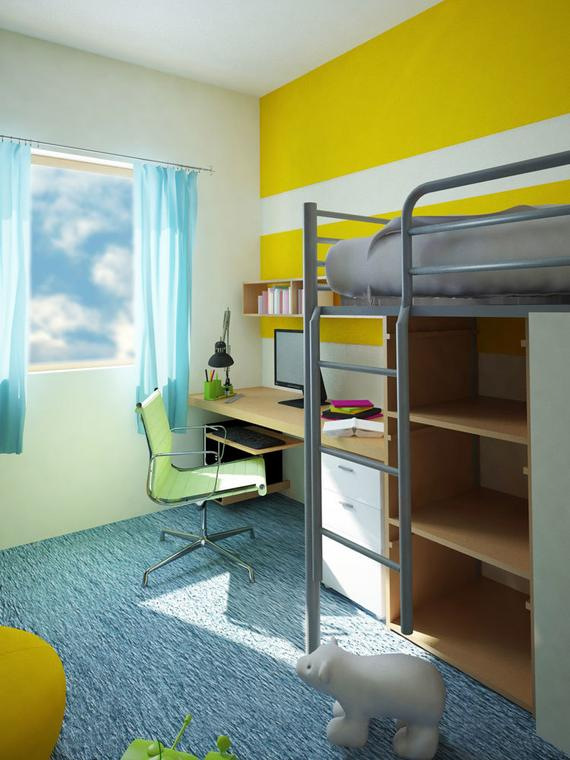 Pokój dla 8-letniego chłopca
