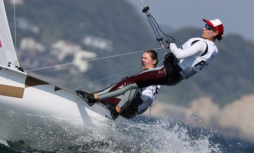 Sailing - Women's 470 - Opening Series