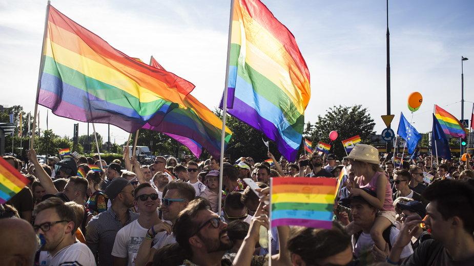 Parada Równości znów przejdzie ulicami Warszawy