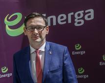 Daniel Obajtek, prezes Energi, podkreśla, że wyniki za III kwartał mogą się jeszcze zmienić