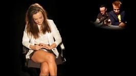 """""""Ogień pytań"""": Czy Anna Mucha kokietowała kiedyś dziennikarza podczas wywiadu?"""