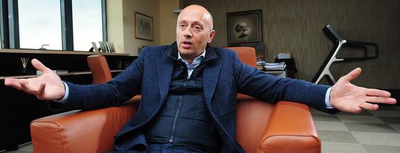 Potrebna politička volja da se neuspešne firme daju uspešnima: Miodrag Kostić
