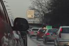 PETAK + PLJUSAK = PAKAO Ovako izgleda saobraćajni špic pred vikend u Beogradu (VIDEO)