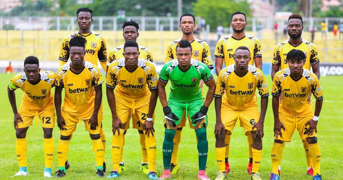 Match-fixing: 10 Ashanti Gold players charged for playing match of convenience
