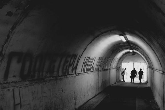 """VRATA PAKLA NA MARAKANI"" Italijani UTERALI STRAH U KOSTI Napoliju pred spektakl sa Zvezdom /FOTO/ /VIDEO/"