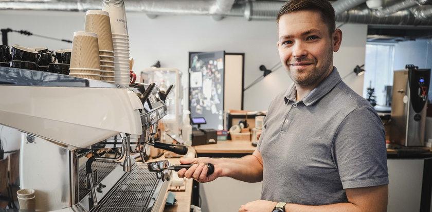 Mistrz barista zdradza sekrety dobrej kawy