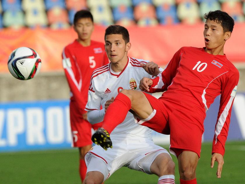 Korea Północna wygrała mecz 98:0!