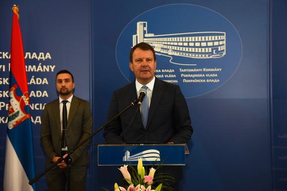 Igor Mirović: Nastavićemo sa programom podrške