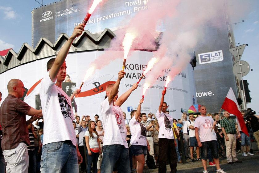 Warszawa uczci Powstańców