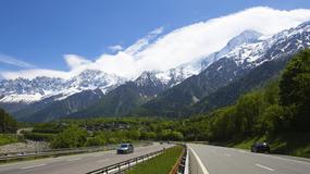 Francja - opłaty za autostrady