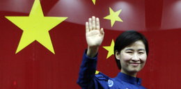 Pierwsza Chinka leci w kosmos