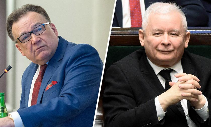 Adam Struzik porównał Jarosława Kaczyńskiego do Hitlera. Musi przeprosić