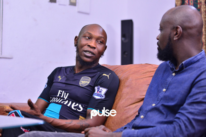 Seun Kuti speaks to Pulse's Senior editor Ayomide Tayo in an interview [Pulse Nigeria]