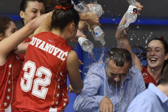 STRAH NE POSTOJI Trener košarkašica Zvezde otkrio recept za uspeh: Evo kako smo postali prvaci