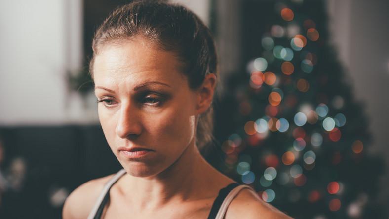 Co to jest świąteczna depresja?