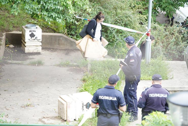 Telo muškarca pronađeno u Cerskoj ulici