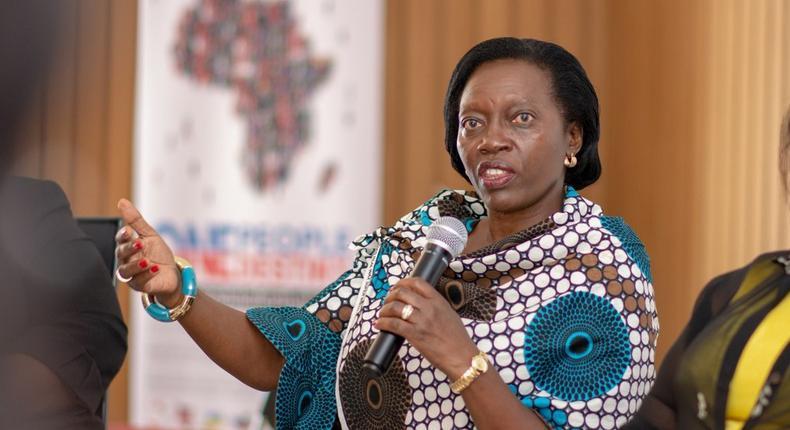 Narc-Kenya party leader Martha Karua (Twitter)