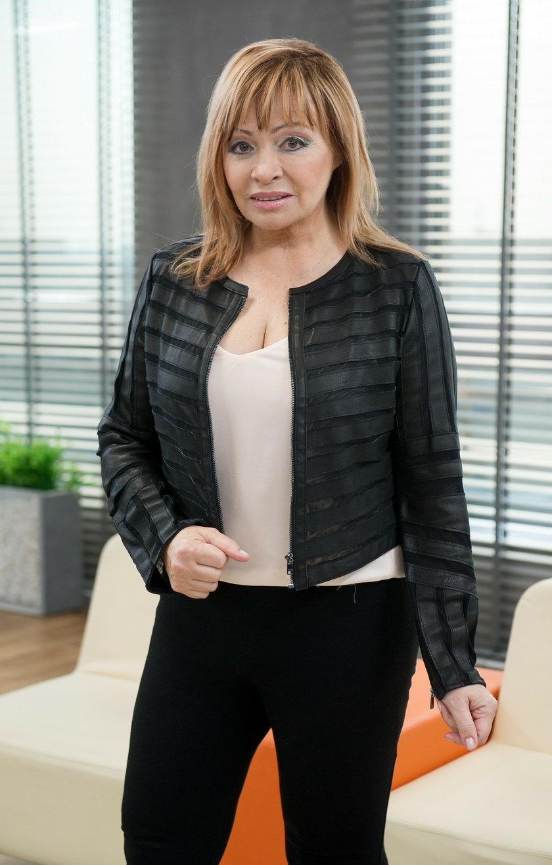 Zdzisława Sośnicka w 2014 roku